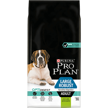 ​PURINA® PRO PLAN® Large Robust Adult Sensitive Digestion με OPTIDIGEST® Πλούσια σε Αρνί