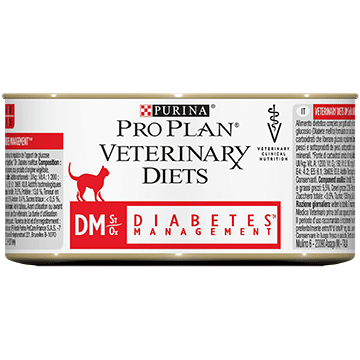 ​PURINA® PRO PLAN® VETERINARY DIETS Feline DM St/Ox Diabetes Management (Mousse)