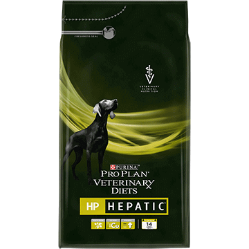 ​PURINA® PRO PLAN® VETERINARY DIETS Canine HP Hepatic Κλινική δίαιτα για σκύλους