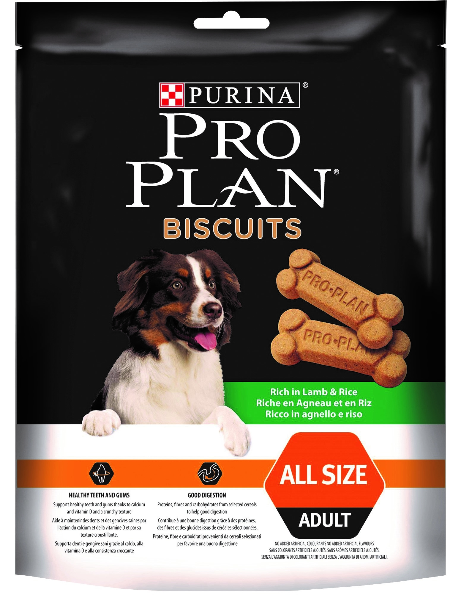 PRO PLAN® BISCUITS (Aρνί)