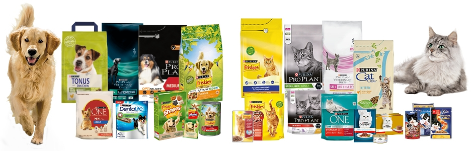 μαρκες Purina, purina brands